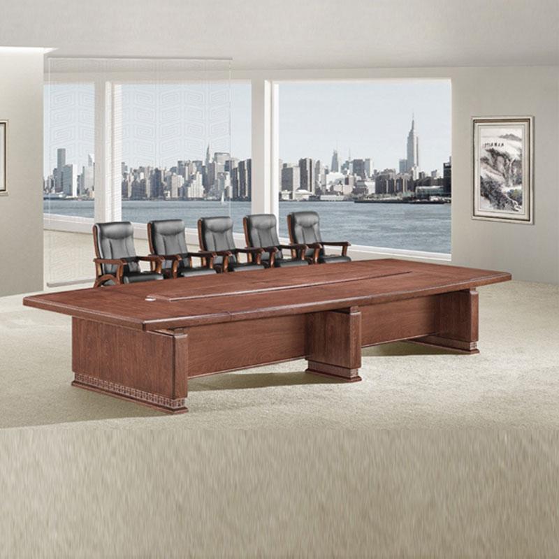 高档大型会议桌品牌供应商 HYZ-02#