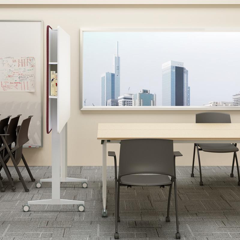 会议椅折叠培训椅品牌供应商PXY-04#