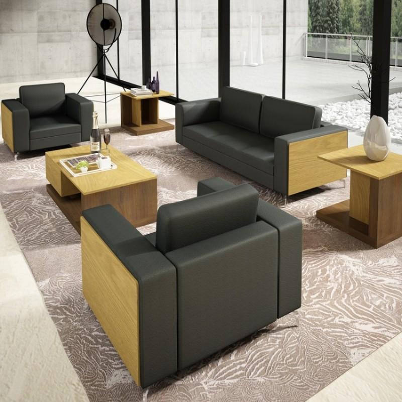 商务会客洽谈办公沙发茶几采购CMPA-00421+00420#