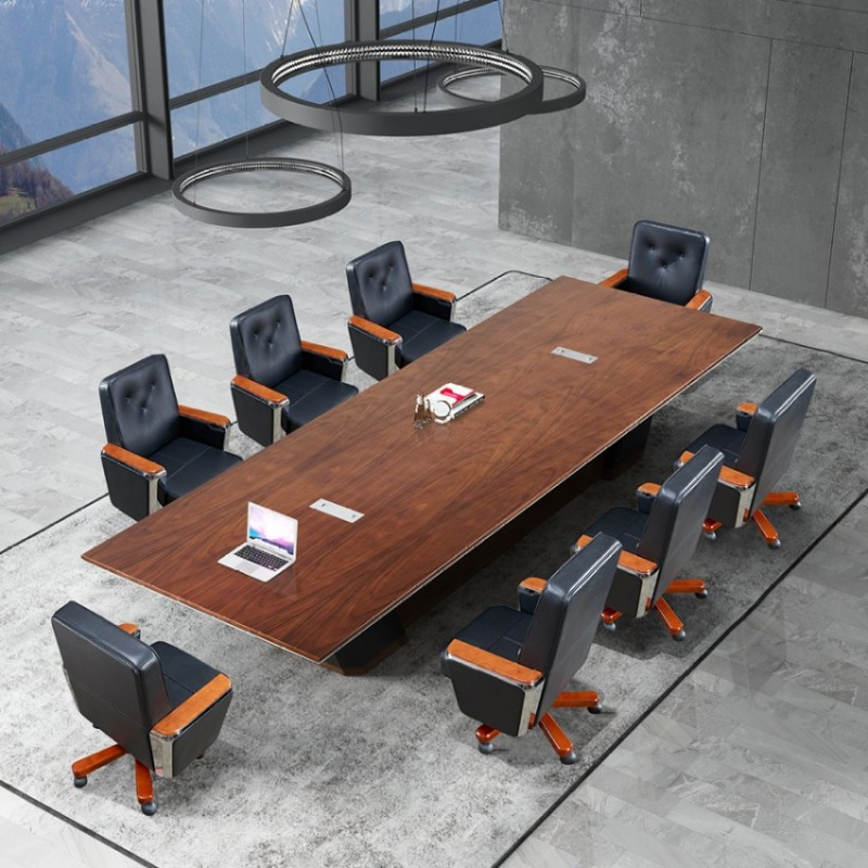 大型商务办公桌椅会议台采购KF-008#