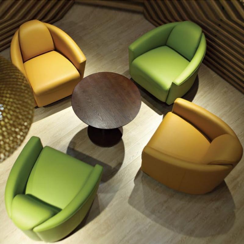 轻奢洽谈桌椅组合采购价格 QTZY-08#