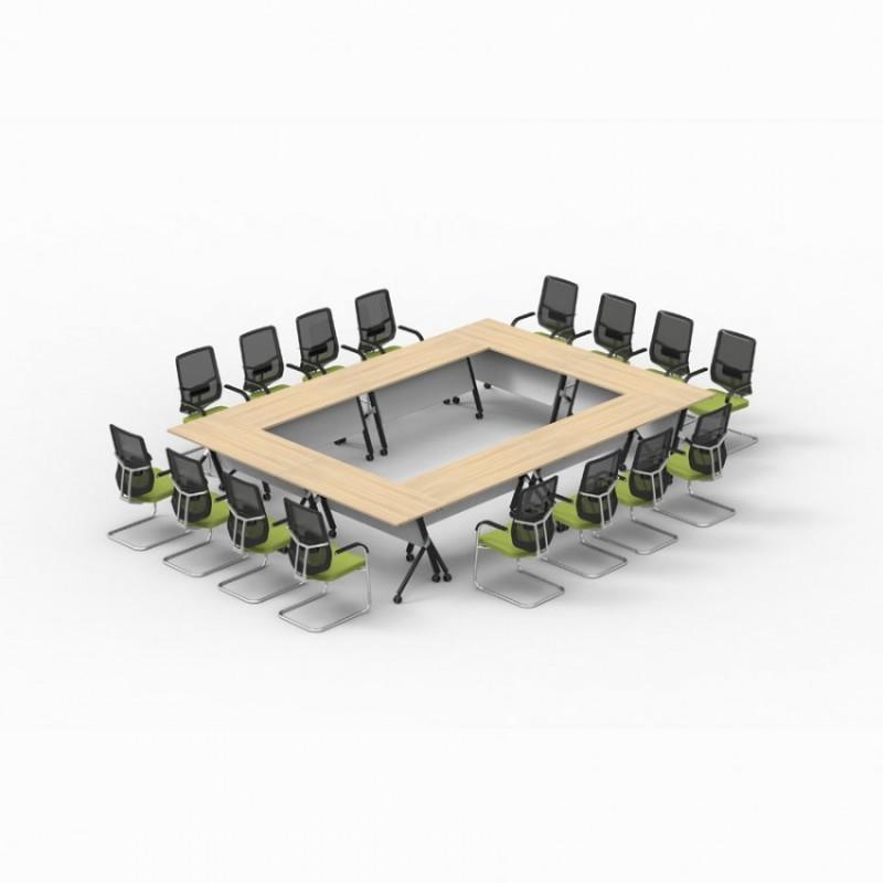 商务培训桌洽谈桌组合桌untitled.882#