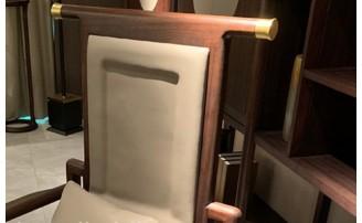 广东和砚新中式纯原木家具工艺