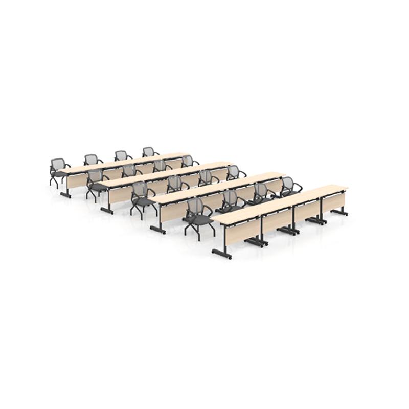 会议室办公桌移动拼接桌椅价格PXZ-05#