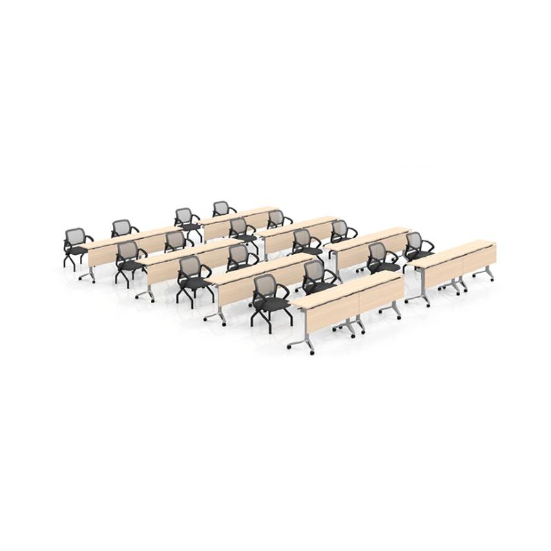 办公培训桌折叠会议长条桌定制PXZ-10#