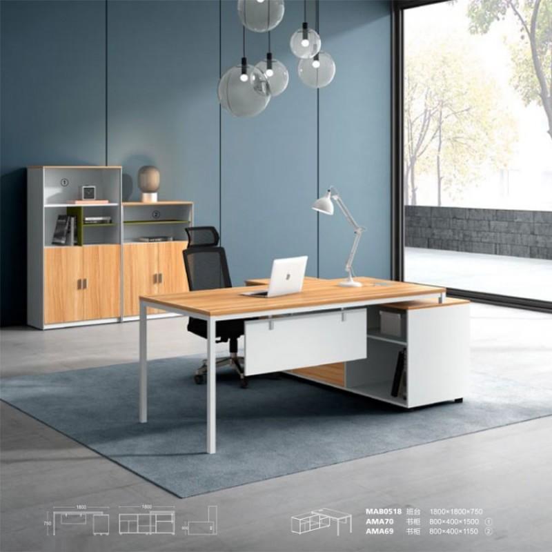 老板桌办公桌椅职员桌