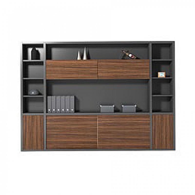 置物架书房办公室书柜