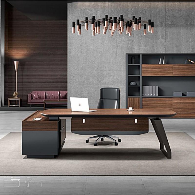 班台主管桌椅组合办公