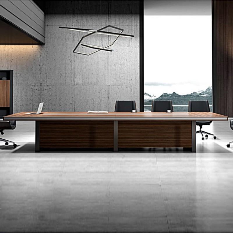 新款简约会议桌办公会