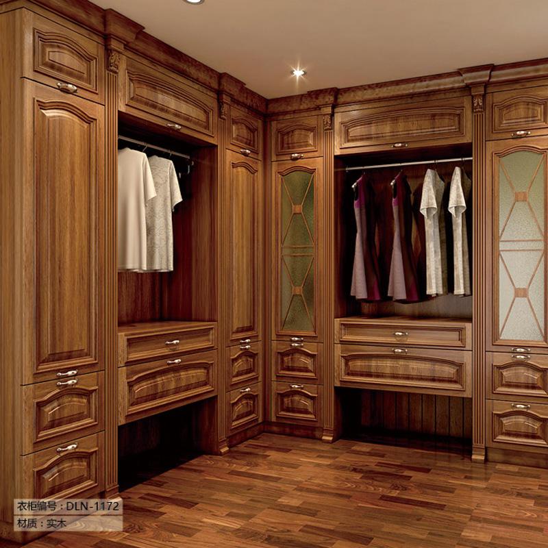 全屋定制品牌家具整体衣柜 YG-25#