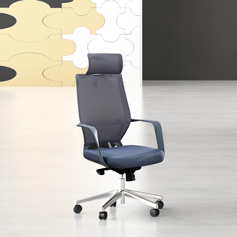 兆生玄木办公家具老板椅职员椅BY-11#