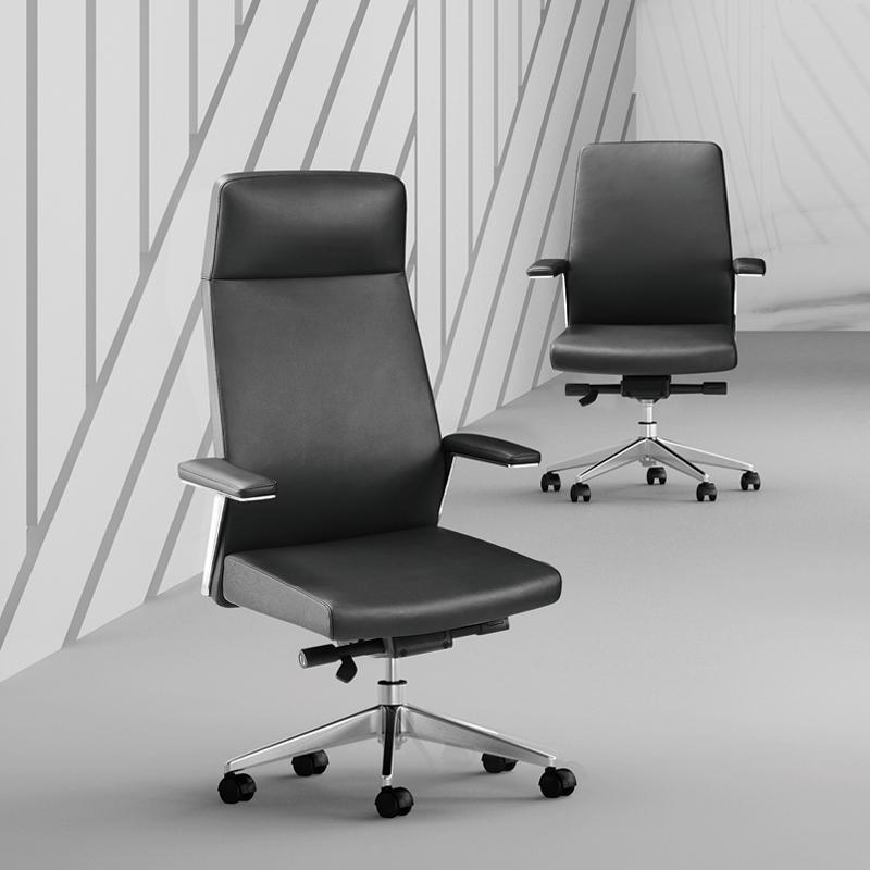 兆生简博办公椅老板椅BY-10#