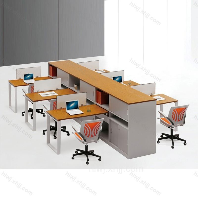 接待桌辦公屏風桌架 H