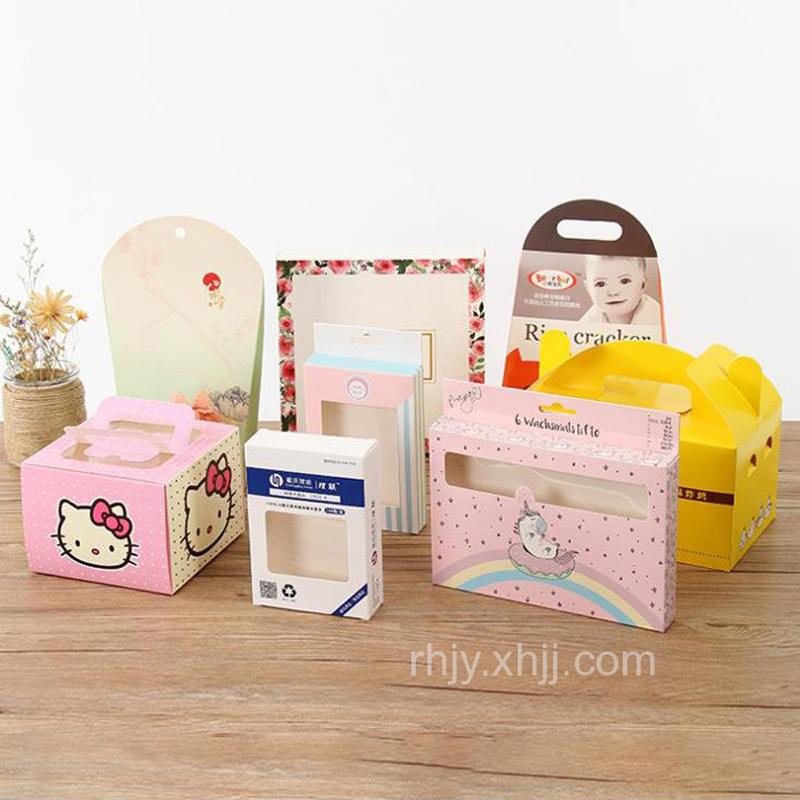 宝宝霜纸质包装盒 06