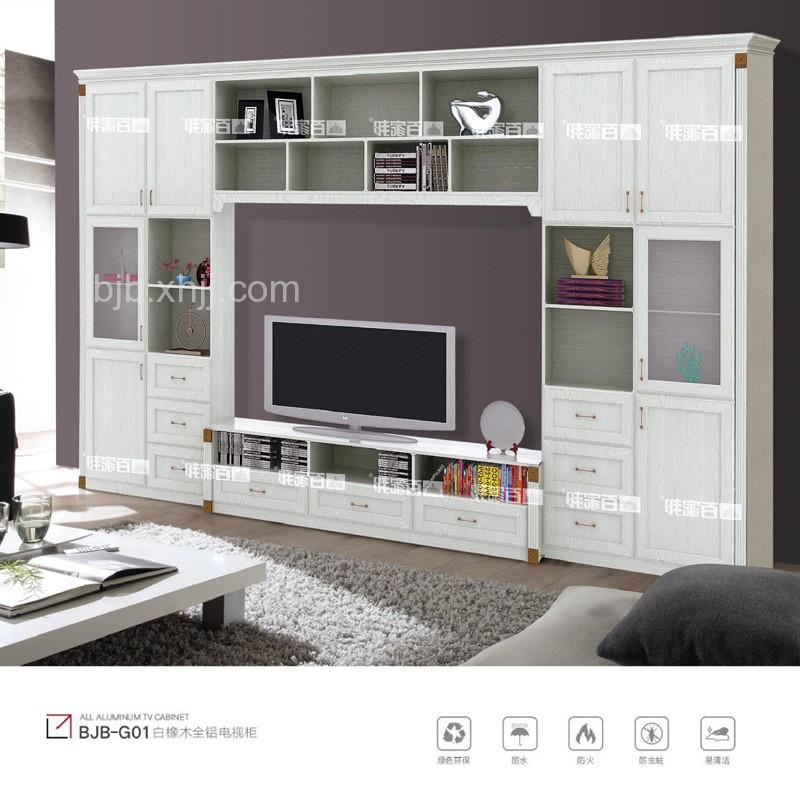 现代极简风格别墅客厅