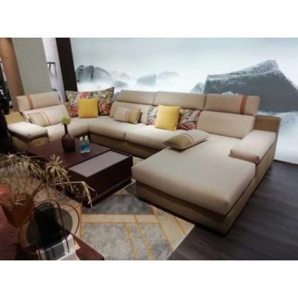 新款U型大气款沙发必