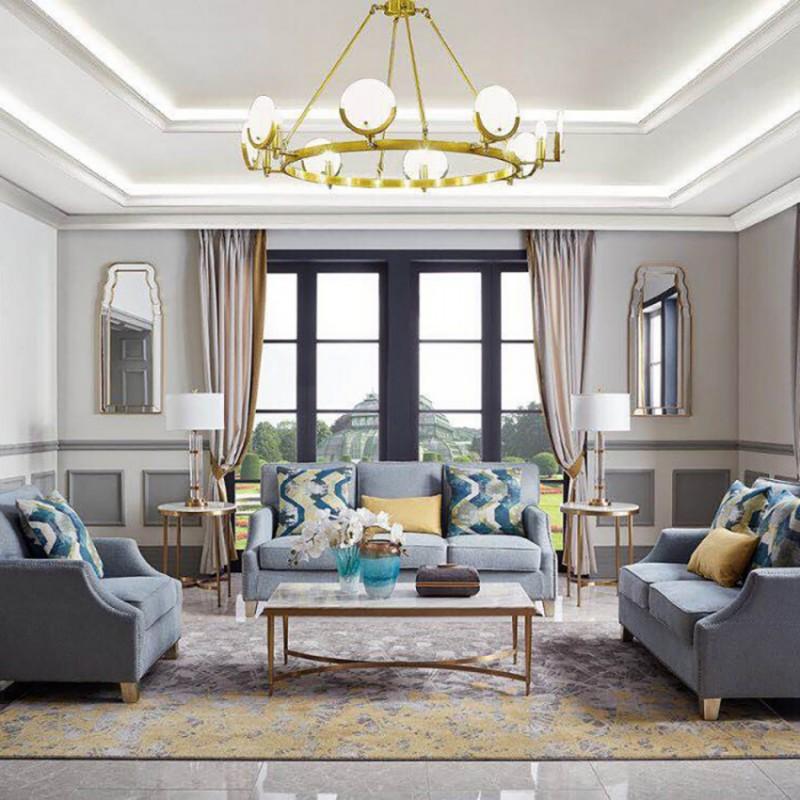 美高美轻奢时尚客厅沙发套装 沙发茶几客厅家具-16