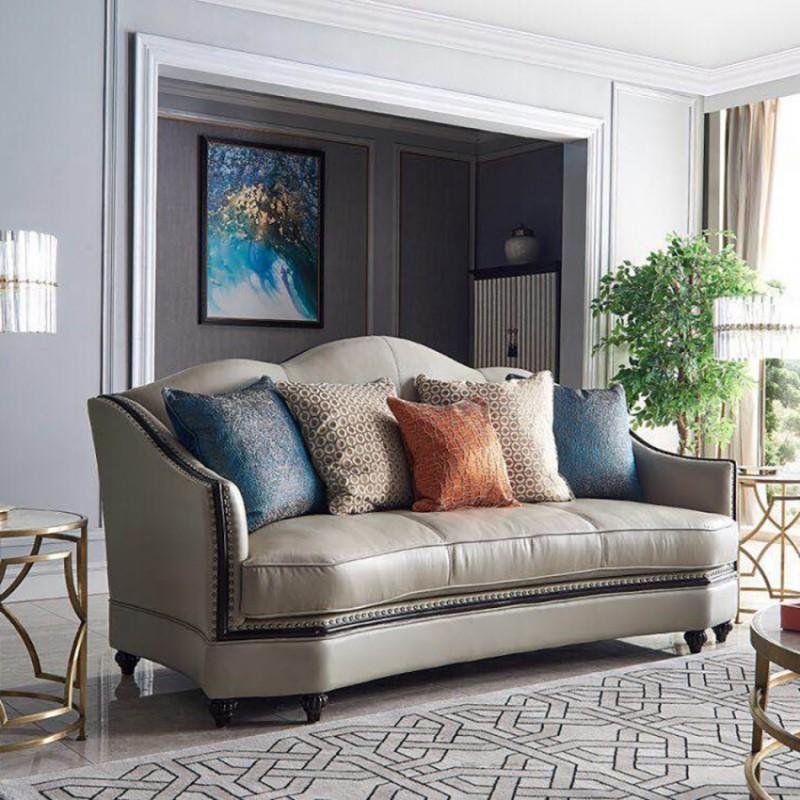 美高美轻奢时尚客厅沙发套装 沙发茶几客厅家具-23
