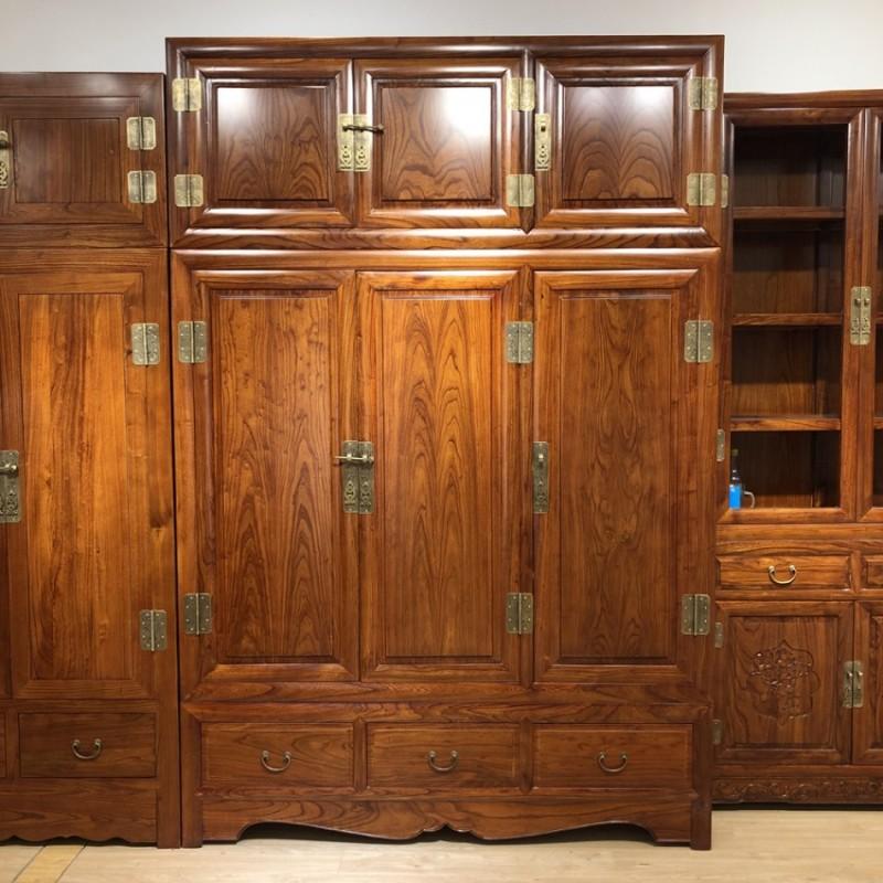 卧室家具更衣柜实木卧室套装组合衣柜YG-01