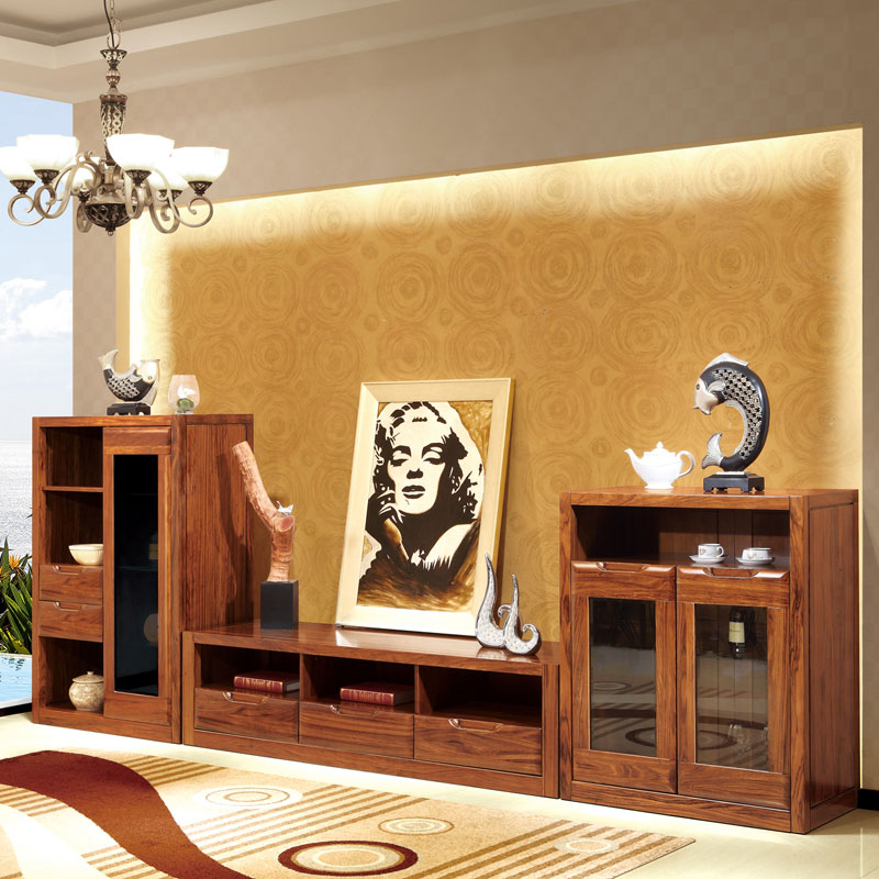 大户型客厅组合电视柜储物柜 40#