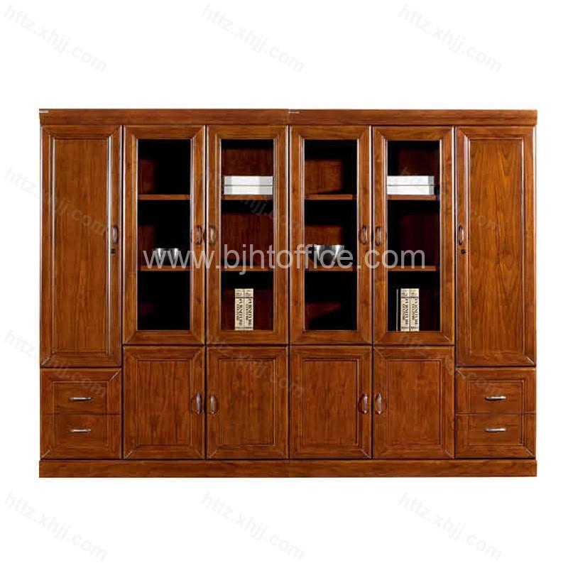 现货批发组合办公书柜带玻璃门CY3116-1