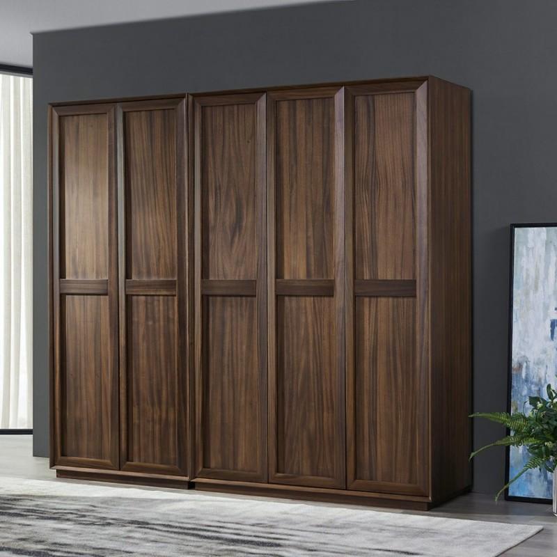美林仕家德朗系列卧房实木衣柜DL601
