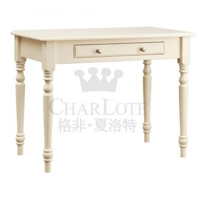 格非·夏洛特儿童实木家具书房34-XC-04书桌