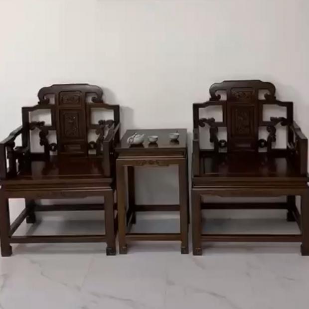 新款太师椅展示 (10播放)