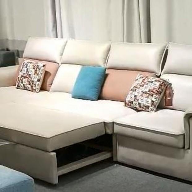现代转角沙发床 (13播放)