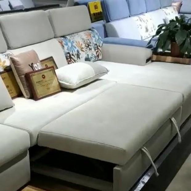 休闲转角沙发床 (15播放)