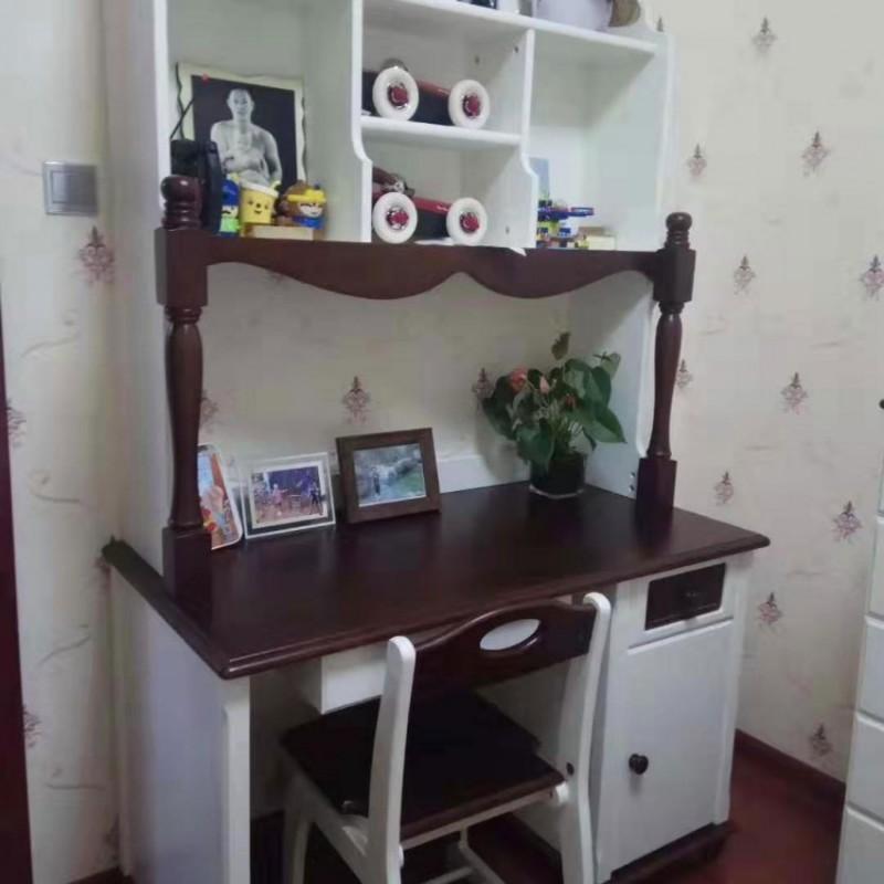 卡默洛特儿童实木套房家具儿童书桌椅KMS001