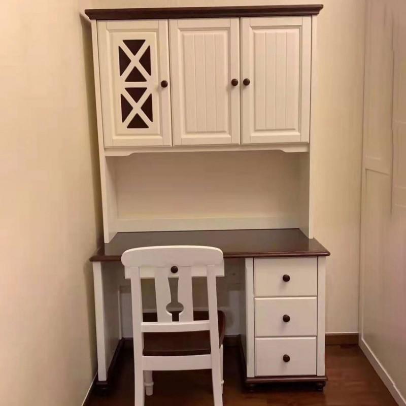 卡默洛特儿童实木套房家具儿童书桌椅KMS005