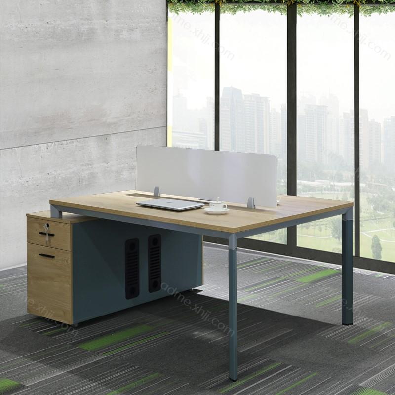屏风隔断电脑桌 现代板式办公桌厂家直销1916