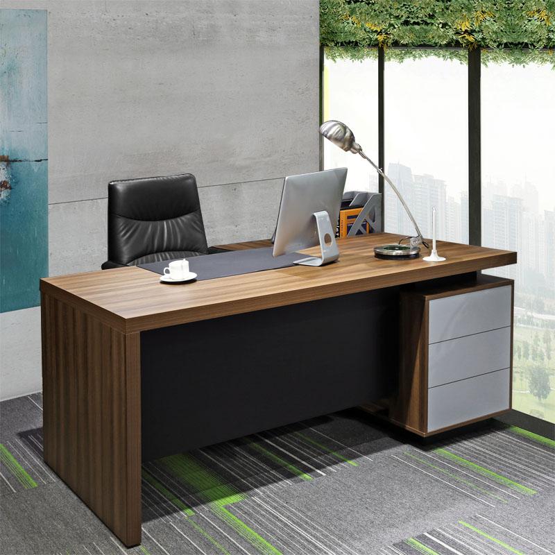 办公家具品牌 板式老板桌经理台1765