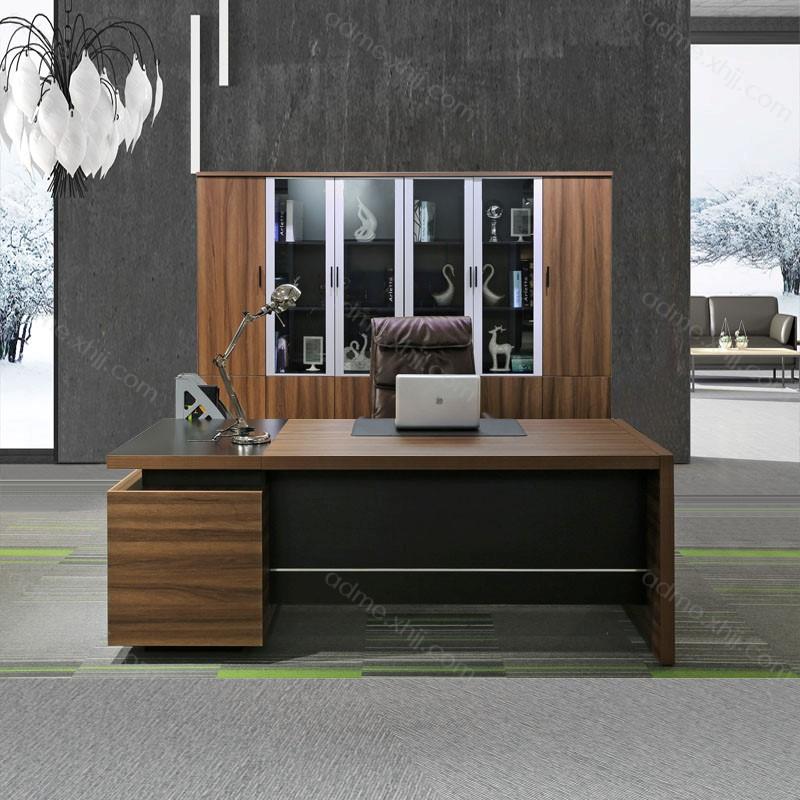 板式老板桌价格 经理台定制批发809