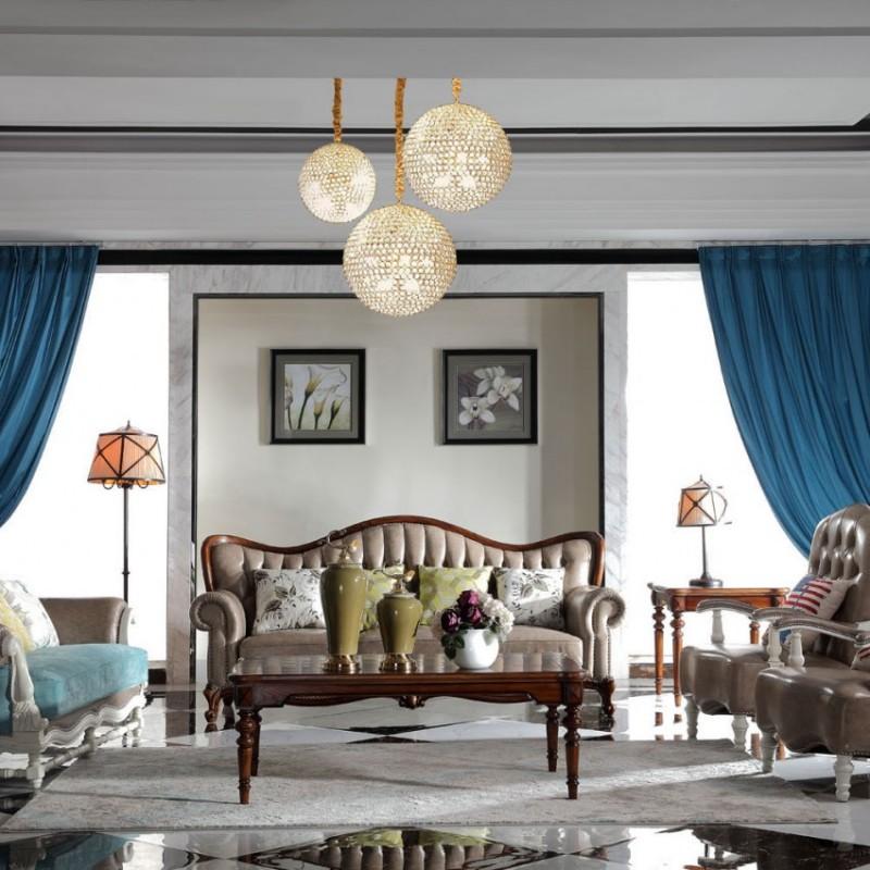 豪森北欧世家实木家具客厅沙发套J-708沙发8907皮(B)+J-702沙发8907皮+J-702休闲椅