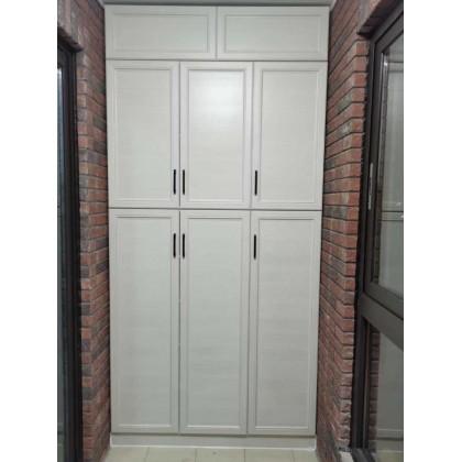 全铝定制家居 全铝厂家定制销售全铝阳台柜