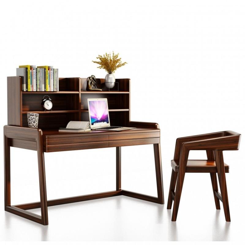文森大赫实木家具书房书桌902青少年书桌