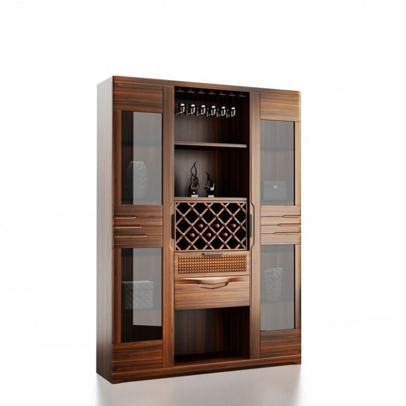文森大赫实木家具餐厅M901酒柜