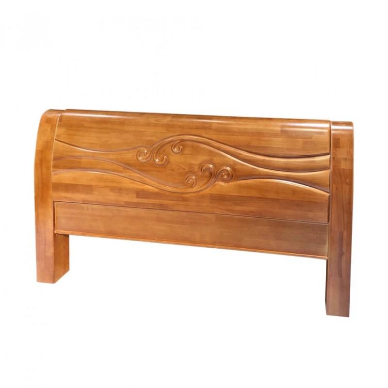 实木床头板简约双人靠背床头CT-07
