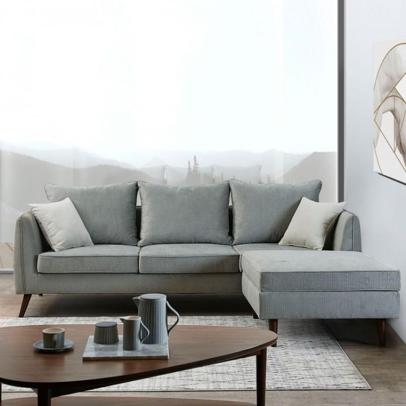 漾驰意式极简客厅沙发组合茶几组合2