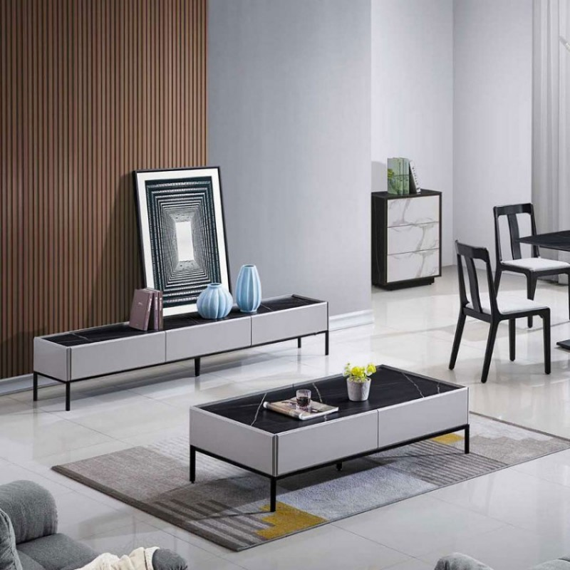 品牌促销茶几电视柜CJ-12 $Brand promotion tea table TV cabinetCJ-12