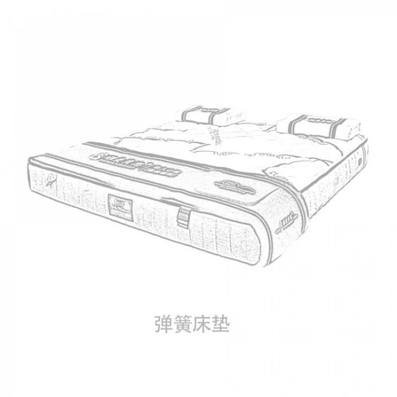 舒适透气弹簧床垫