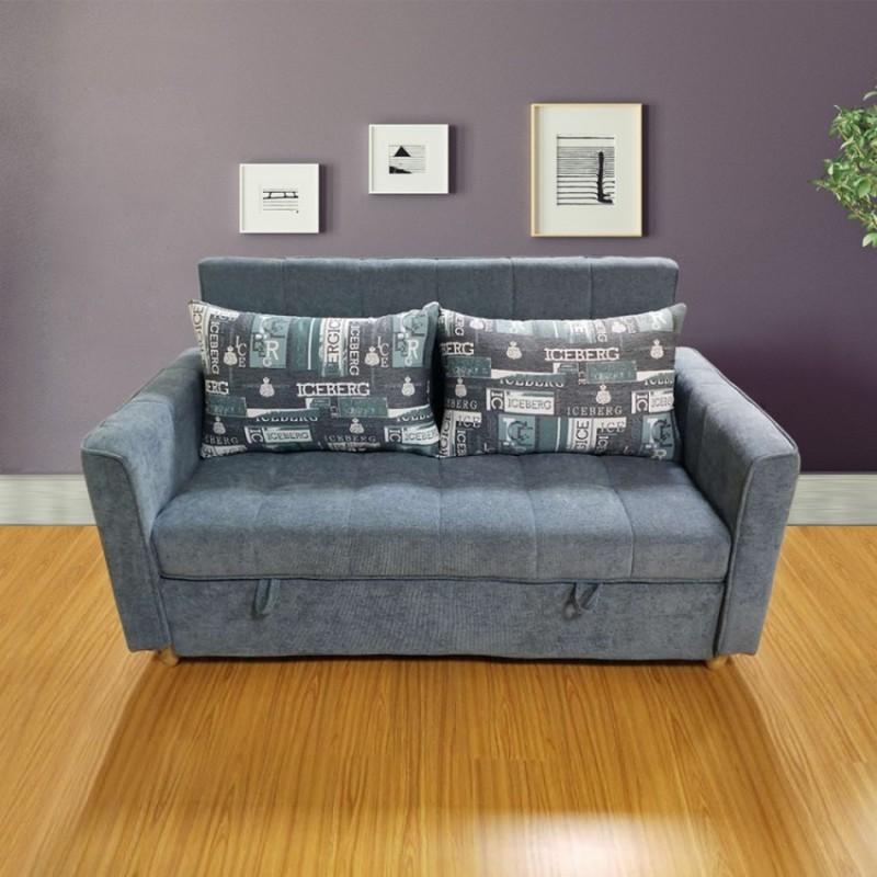 小户型推拉沙发拉床SF