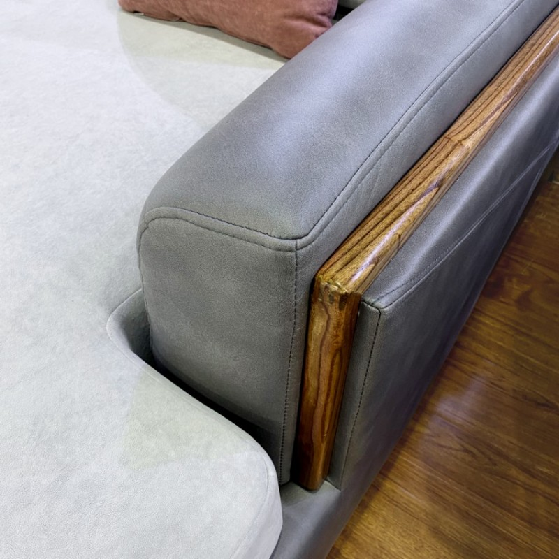 客厅转角沙发品牌1063