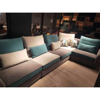 轻奢新款布艺沙发