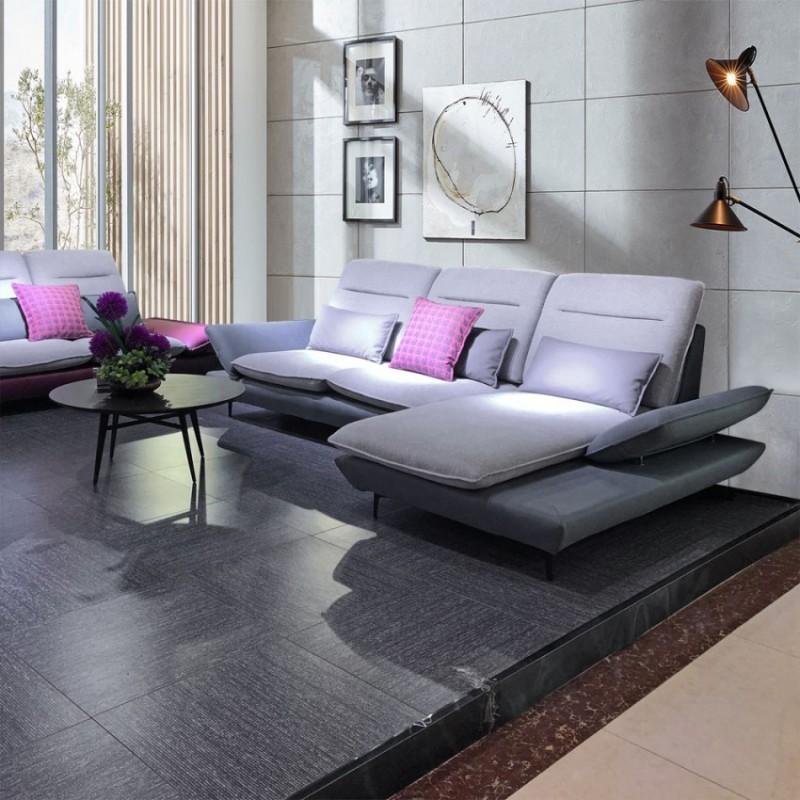 小居室客厅组合沙发SF