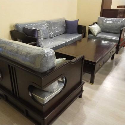 酸枝新中式沙發
