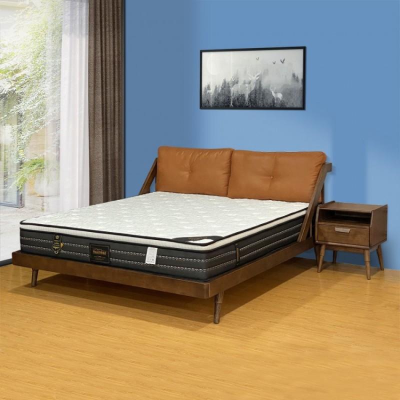 现代时尚卧室北欧双人
