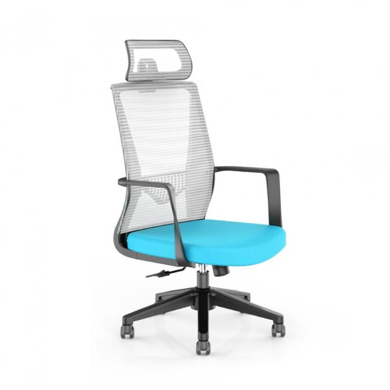 网布培训会议椅升降电脑椅BGY-01